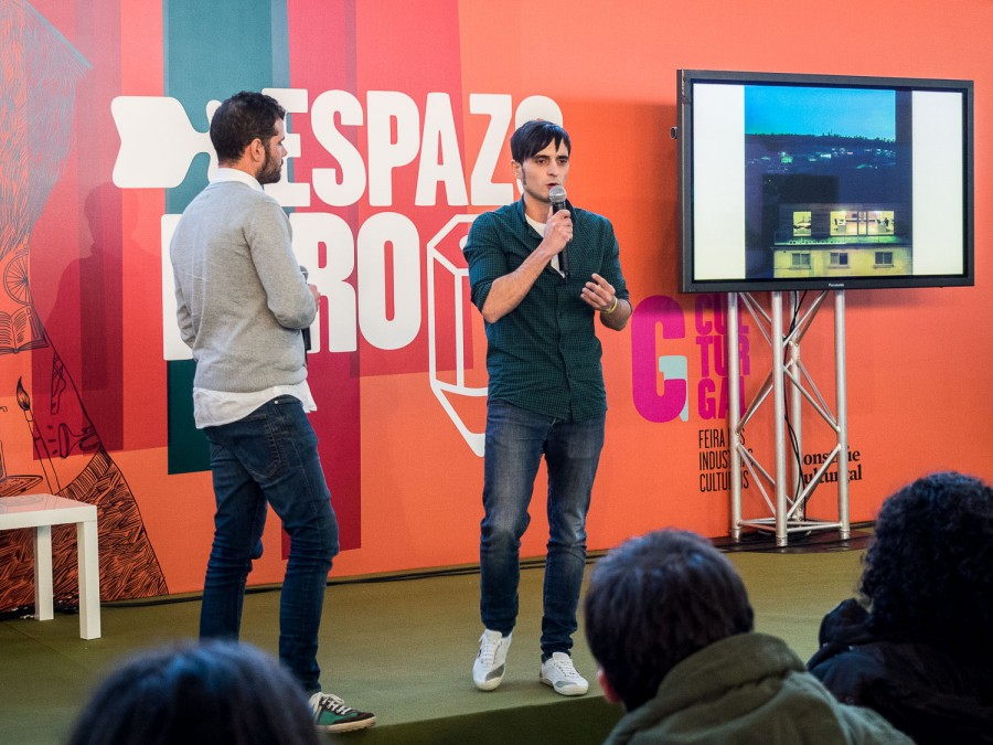 Jesús Garabal e Esteban Devesa de Metrocuadrado Design