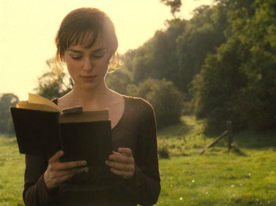 5 citas sobre libros de Jane Austen - Librópatas