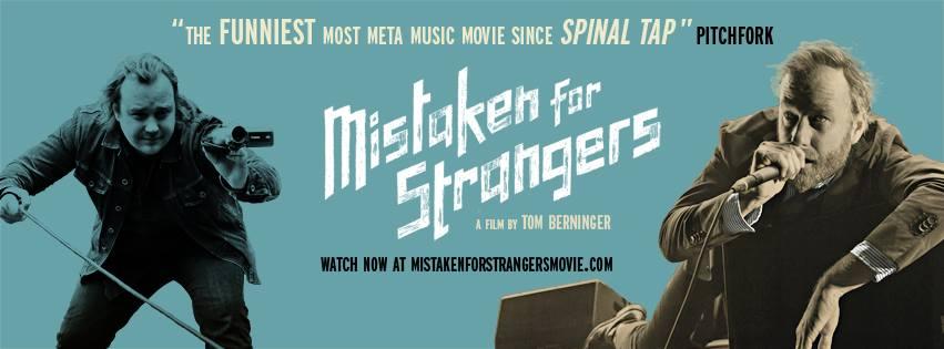 Mistaken For Strangers: ser o irmán dunha estrela do rock non é doado