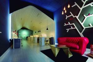 Espacio As-Built: coworking nun edificio histórico en Ferrol