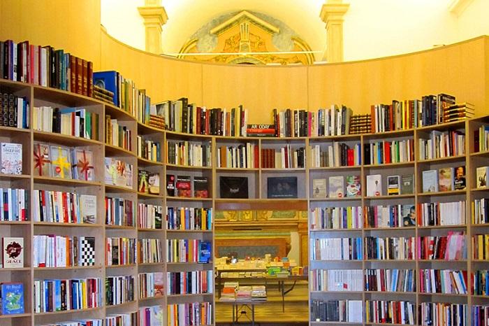 librería Óbidos
