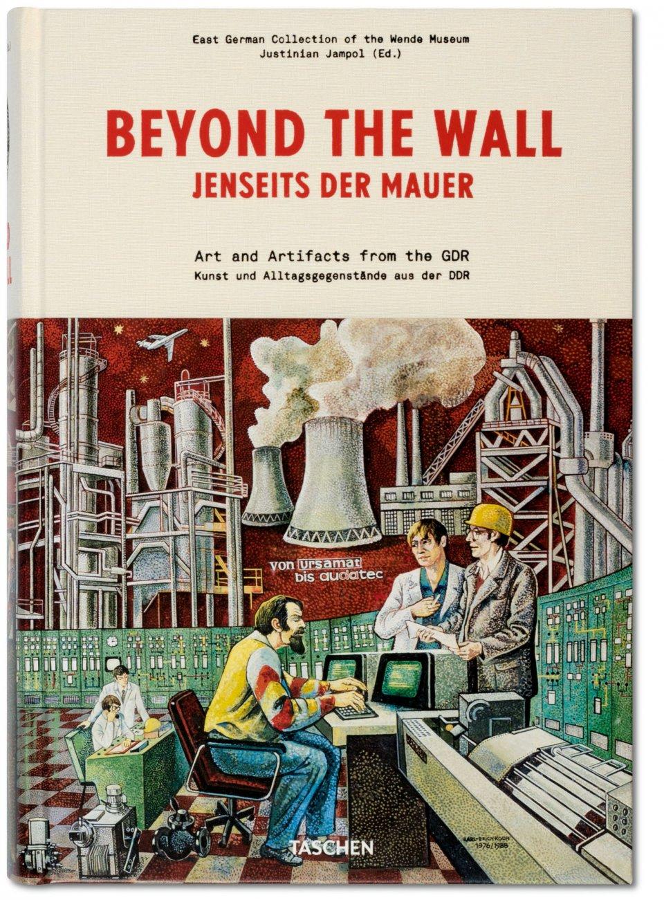 A portada do libro de Taschen