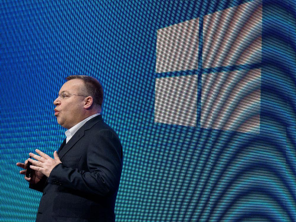 Microsoft de cores e smart-gafas, Microsoft cool