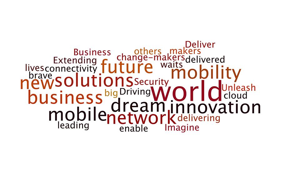 tags coas palabras máis usadas no MWC15