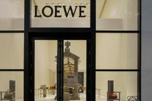 Galician-chic ou só WTF?: como un hórreo acabou nunha tenda de Loewe en Miami