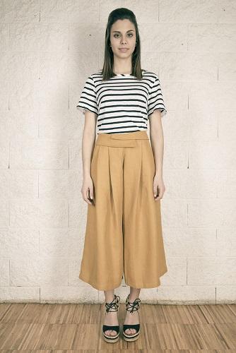 Pantalóns cullote, La Bocoque