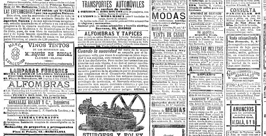 El Imparcial, 18 de outubro de 1900