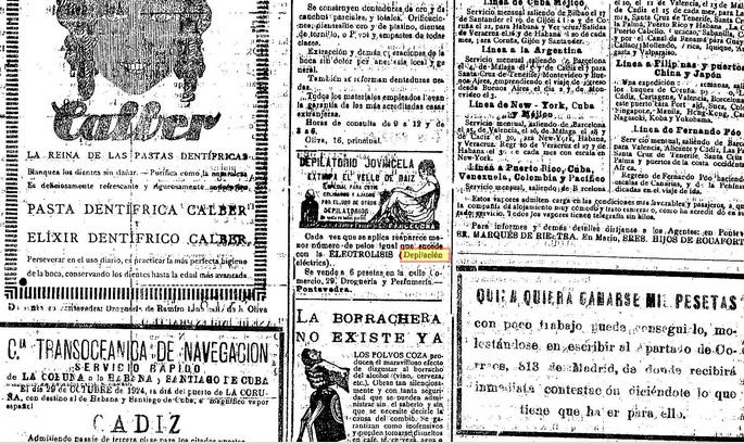 El diario de Pontevedra, 1924