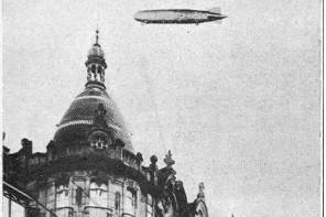 6 razón polas que deberíamos voar en zeppelín