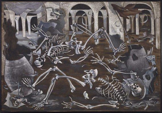 antro de fosiles