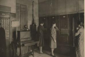 A esquecida historia das señoritas telefonistas