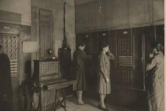 telefonistas anos 20