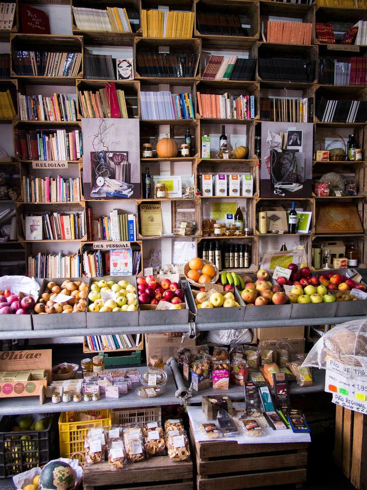 livraria do mercado