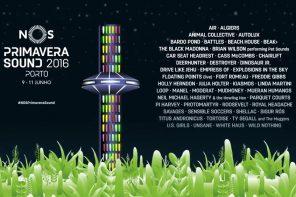 NOS Primavera Sound 2016: os artistas que non nos perderemos
