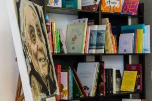 Berbiriana: libros e cafés na Coruña