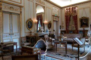 Entrando na casa dos parisienses da alta burguesía