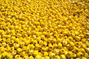 Unha historia visual das figuriñas dos Lego