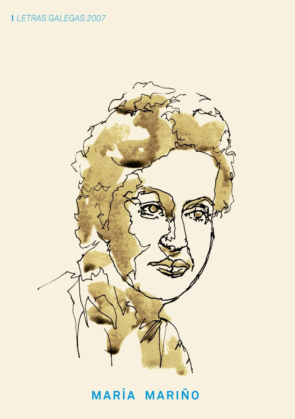 María Mariño - As nosas letras de Muller a Muller - Mareiras