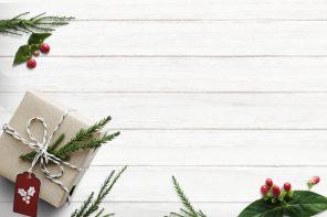 6 disqueconsellos para unhas festas de Nadal máis verdes