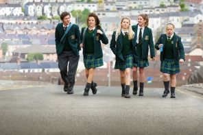 Derry Girls: adolescentes, comedia e Irlanda do Norte nos 90