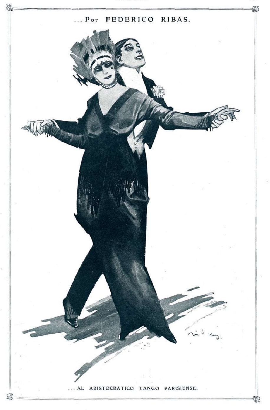 federico ribas tango