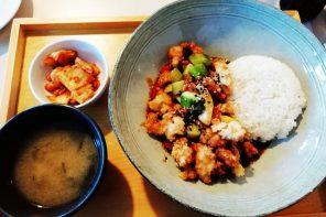 Numaru, comida coreana en Santiago de Compostela