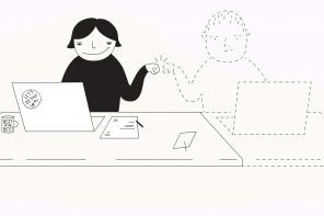 Focusmate: ser máis produtivo deixando que un descoñecido te mire pola webcam