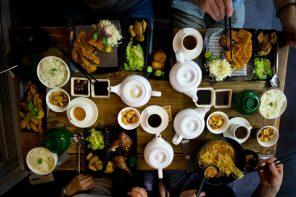 8 restaurantes para viaxar polo mundo sen saír de Vigo