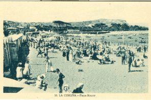 Fotos para a fin de semana: Unha viaxe no tempo polas praias de Galicia