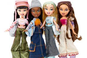 As bonecas Bratz son a nova icona de estilo en moda (de verdade)